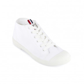 Canvas high top sneakers Celine white | Les Tropeziennes