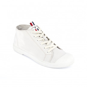 Canvas high top sneakers Celine grey | Les Tropeziennes