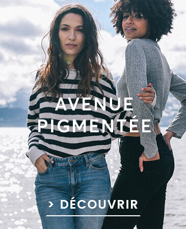 Collection AVENUE_PIGMENTEE | Les tropeziennes par M. Belarbi